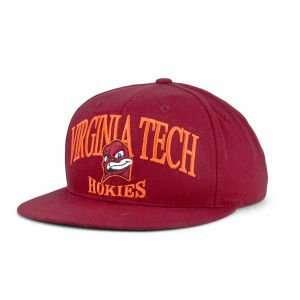 Virginia Tech Hokies Top of the World NCAA So Fresh Snapback Cap Hat