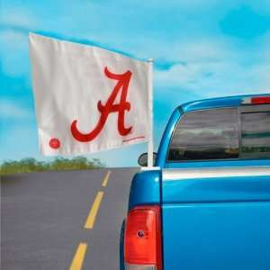 Alabama Crimson Tide Truck Flag: Sports & Outdoors