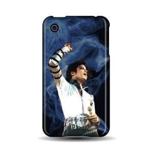 Michael Jackson Style iPhone 3GS Case Cell Phones & Accessories