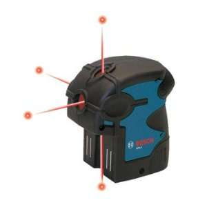 Bosch GPL4 4 Point Self Leveling Alignment Laser: Home