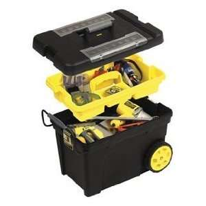 2 Pack Stanley 033025R Pro Mobile Tool Chest: Home Improvement