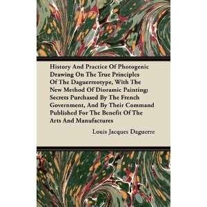 Arts And Manufactures (9781446072943) Louis Jacques Daguerre Books