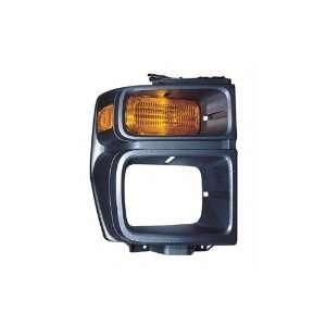 Ford Econoline Van Passenger Side Replacement Side Marker