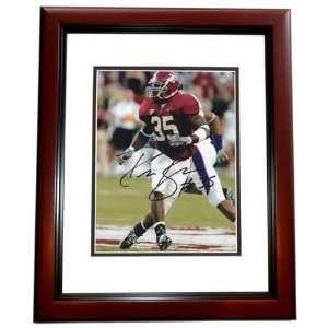 Demeco Ryans Autographed/Hand Signed Alabama Crimson Tide