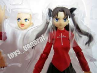 MAX FACTORY FIGMA FATE STAY NIGHT RIN TOHSAKA FIGURE