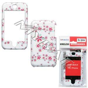 APPLE iPhone Flower Patch Phone Protector Cover