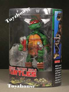 NECA Teenage Mutant Ninja Turtles TMNT Michelangelo New
