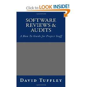 Software Reviews & Audits A How To Guide for Project