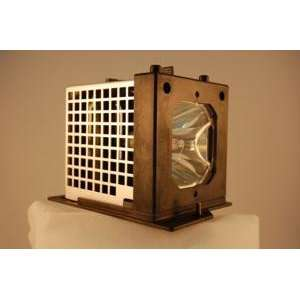 Hitachi 50V720 rear projector TV lamp with housing   high