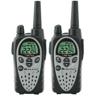 NEW MIDLAND XT28 28 MILE GMRS RADIO PAIR PACK