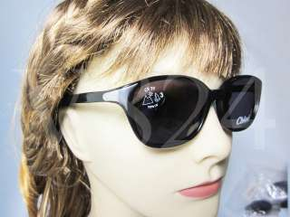 CHLOE CL 2250 01 Sunglasses Black Frame/ Grey Lens CL2250 C01