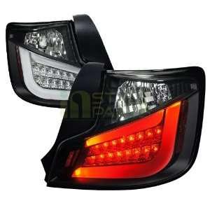 2011 Only Scion Tc Led Tail Lights Black Housing