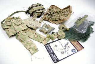 TOY SOLDIER US SPECIAL FORCES(GREEN BERETS)GEAR SET