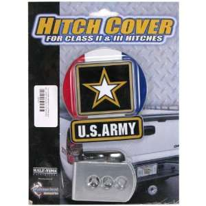 Enterprises Army Black Knights Trailer Hitch Cover