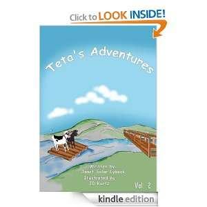 Tetas Adventures Vol 2: Janet Solar Lybeck, JD Kurtz: