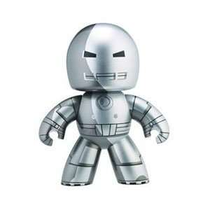 Mighty Muggs Series 5 Figure Prototype Armor Iron Man Toys & Games