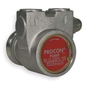 PROCON 103A140F31RA 250 Rotary Vane Pump, 3/8 In, 154 GPH