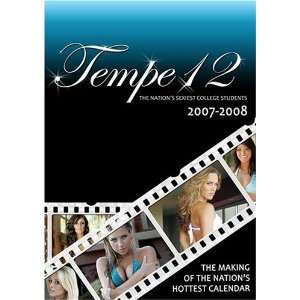 Tempe12 2008 Behind the Scenes DVD Movies & TV