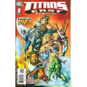 Teen Titans East Special #1