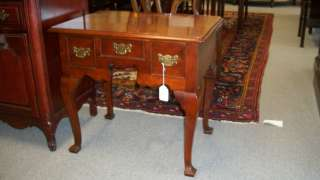 Statton Private Collection Hamilton Lowboy End Table