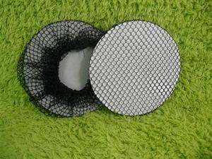 Black Hair Net Cap for removable Wig accessory Big Head doll Blythe
