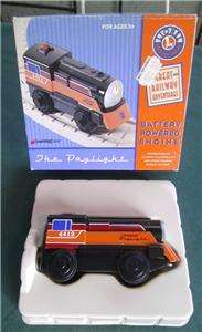 LIONEL THOMAS AND FRIENDS THE DAYLIGHT BATTERY POWERED TOY TRAIN