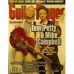 Guitar Player Magazine, May 1999 Issue (Tom Petty cover