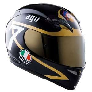 AGV T 2 Barry Sheene Replica DOT ECE2205 Motorcycle Street Race MotoGP