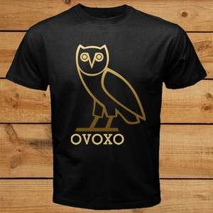 OVOXO Tee Octobers Very Own Drake Take Care OVO Owl YMCMB Lil Wayne T