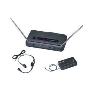 com AUDIO TECHNICA ATW201/T2 Wireless Microphone System Electronics