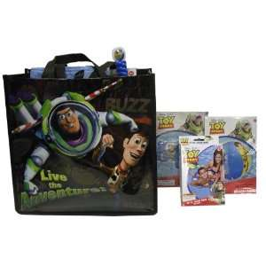 Disney Toy Story Summer Fun Basket   Includes Tote, Arm Floats
