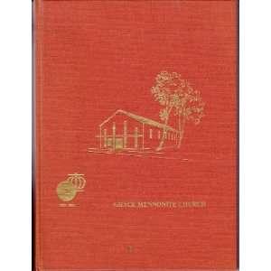 Grace Mennonite Church, 20th Anniversary Yearbook, 1961