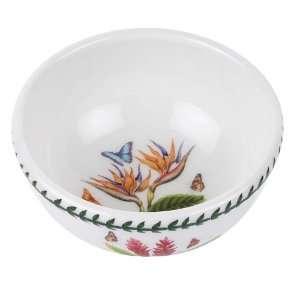 Garden Bird of Paradise Individual Fruit/Salad Bowl