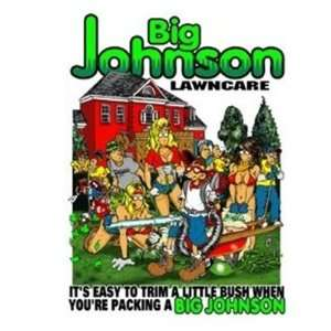 Big Johnson Lawn Care: Sports & Outdoors