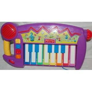 Fisher Price Lil Music Makers Musical Piano: Everything