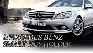 HIGH QUALITY BENZ KEY REAL LEATHER KEY COVER 2006 UP