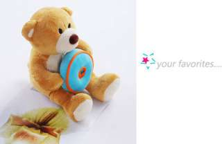 Christmas Gift 4 plush Teddy Bears LOVE 12H each