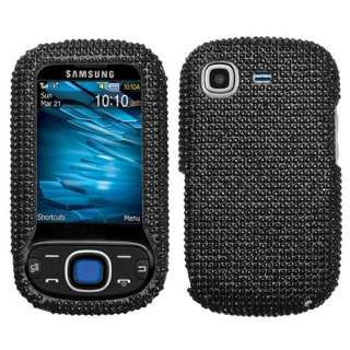 HARD CRYSTAL BLING CASE FOR SAMSUNG A687 STRIVE