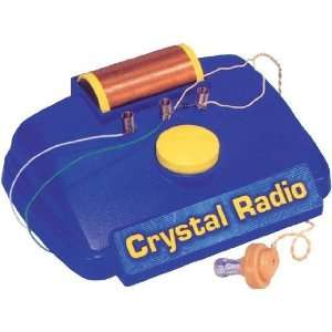 Elenco MX 901C/CS2 (Casepack of 2) CRYSTAL RADIO KIT: Everything Else