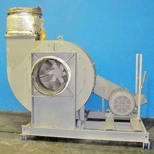 60 HP* NEW YORK BLOWER SERIES 30 GI FAN *10,000 CFM*