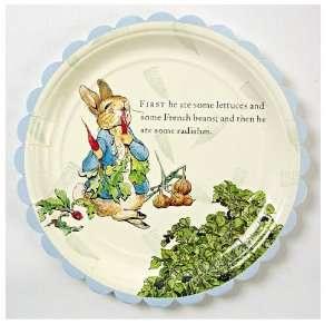 Peter Rabbit Large Plates