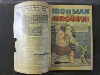 #40 MARVEL 1963   New Armor   2nd App Iron Man   Avengers