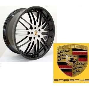 22 Wheels/Rims PORSCHE CAYENNE S TURBO 5X130 (22X9.5) set