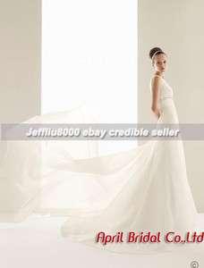 Sleeveless Bridal Gown/Wedding Dresses Size 2 28