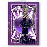 21st Birthday, Warning birthday card, Birthday hum  Zazzle.co.uk