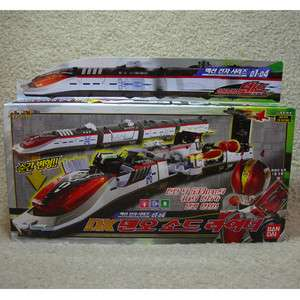 Kamen Masked Rider DEN O ACTION LINER SERIES 01 04 Bandai Korea
