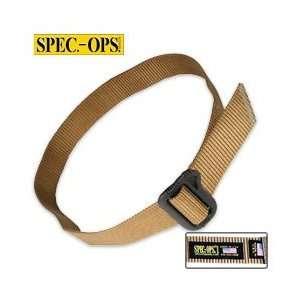 Spec Ops BDU Belt Coyote Regular