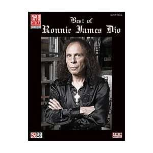 Cherry Lane Best Of Ronnie James Dio Tab Book Musical Instruments