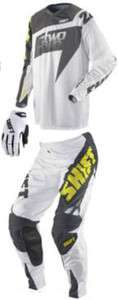 Shift MX Two Two Motorsports Chad Reed Gear Combo 2012