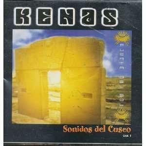 Sonidos del Cusco Vol 1 Kenas Music
